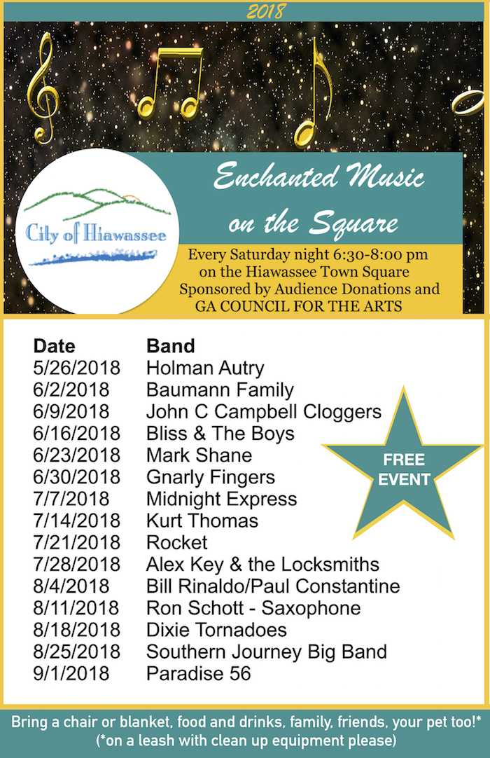 Enchanted Music on the Square